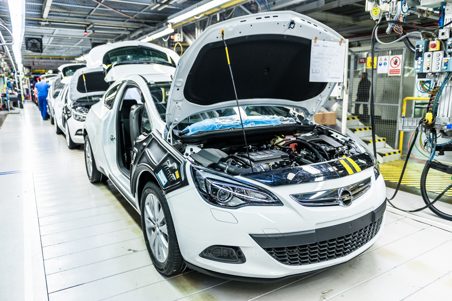 General Motors Manufacturing Poland Opel, Gliwice